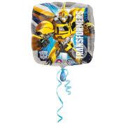 Standard Transformers Folienballon S60 verpackt 43 cm