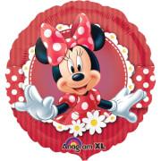 Standard Verrückt nach Minnie Folienballon S60 verpackt 43 cm