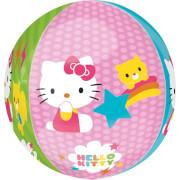 Orbz Hello Kitty Folienballon G40 verpackt 43 x 45 cm