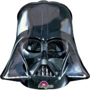 SuperShape Darth Vader Helm Folienballon P38 lose 63 x 63 cm