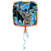 Standard Batman Comics Folienballon S60 verpackt 43 cm