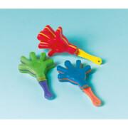 12 Mini-Handklatscher