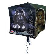 UltraShape Cubez Star Wars Folienballon, G40, verpackt, 38 x 38 cm