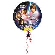 Sing-A-Tune Star Wars Folienballon P75 verpackt 71 x 71 cm