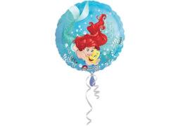 Standard Ariel Dream Big Folienballon rund, S60, verpackt, 43 cm