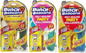 Bunch O Balloons , Party Mixed 3er Pack