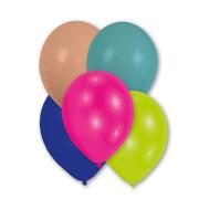 25 Latexballons sortiert 27,5cm/11