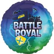 Standard Battle Royal Folienballon S40 verpackt