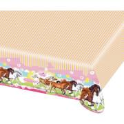 Tischdecke Charming Horses 2 120 x 180 cm