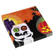 20 Servietten Halloween Kids 33 x 33 cm
