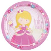 8 Teller My Princess 23 cm