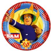 8 Teller Fireman Sam 2017, 23 cm