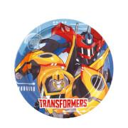 8 Teller Transformers RID 23 cm