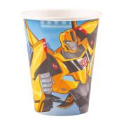 8 Becher Transformers RID