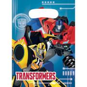 8 Partytüten Transformers RID