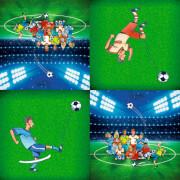 Die Spiegelburg 14121 Servietten Fußball (20 St.)