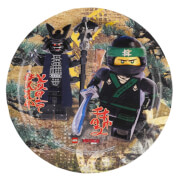 Amscan 8 Teller ''Lego Ninjago'', # 23 cm