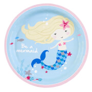 Amscan 8 Teller ''Be a Mermaid'', # 23 cm