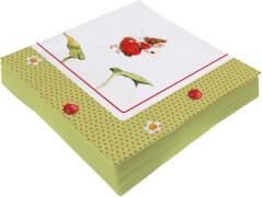 Dahle, Stefanie: Erdbeerinchen Erdbeerfee  Servietten (20 Expl.)