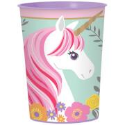 Becher Magical Unicorn 473 ml Plastik