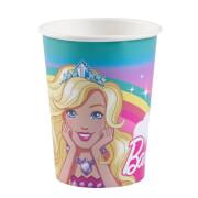 8 Becher Barbie - Dreamtopia, 250 ml