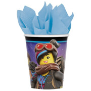 8 Becher Lego Movie 2 266 ml