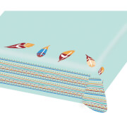 Tischdecke aus PapierTepee & Tomahawk 115x175cm