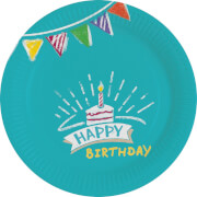 8 Teller My Birthday Party 18c