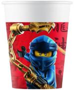 Lego Ninjago Pappbecher FSC 200ml
