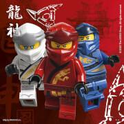 Lego Ninjago Servietten FSC 33x33 cm