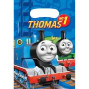 6 Partytüten Thomas & Friends