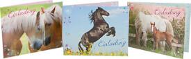 Depesche 5454 Horses Dreams Einladungskarten set