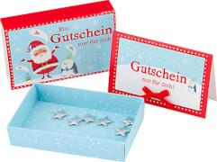 Depesche 7492 Kleine Box mit Gutscheinkarte