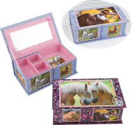 Depesche 6184 Horses Dreams Schmuckbox