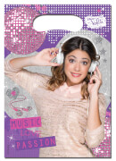 Disney Violetta Partytüten 6 Stück