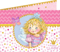 Die Spiegelburg - Einladungskarten Prinzessin Lillifee, 8 Stück
