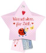 Die Spiegelburg 394439 BabyGlück - Wunschstern für Dich, rosa