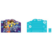 8 Einladungskarten & Umschläge Lego Movie 2