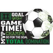 8 Einladungskarten Goal Getter