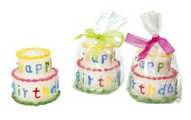 Happy Birthday Tortenkerze