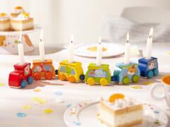 HABA Geburtstagszug