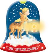 Die Spiegelburg - Mini-Licht Himmelswerkstatt,  ca. 6 x 7 x 0,6 cm