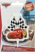 Kuchenkerze Cars