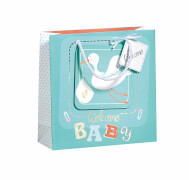 Tragetasche Midi - Welcome Baby