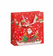 Zöwie  70110 21064 Tragetasche Santa's Express Midi