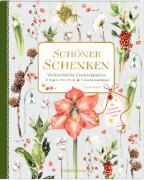 Geschenkpapier-Buch Schöner schenken - Weihnachtlich