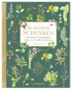Geschenkpapier-Buch - Schöner schenken  Bastin Kräuter+Blumen