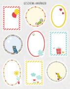 Geschenkpapierbuch -Schöner schenken -Kinder-Geschenkpapiere
