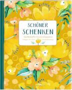 Geschenkpapier-Buch Schöner schenken - All about yellow