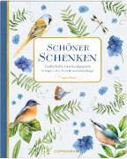 Geschenkpapier-Buch Schöner schenken - M. Bastin